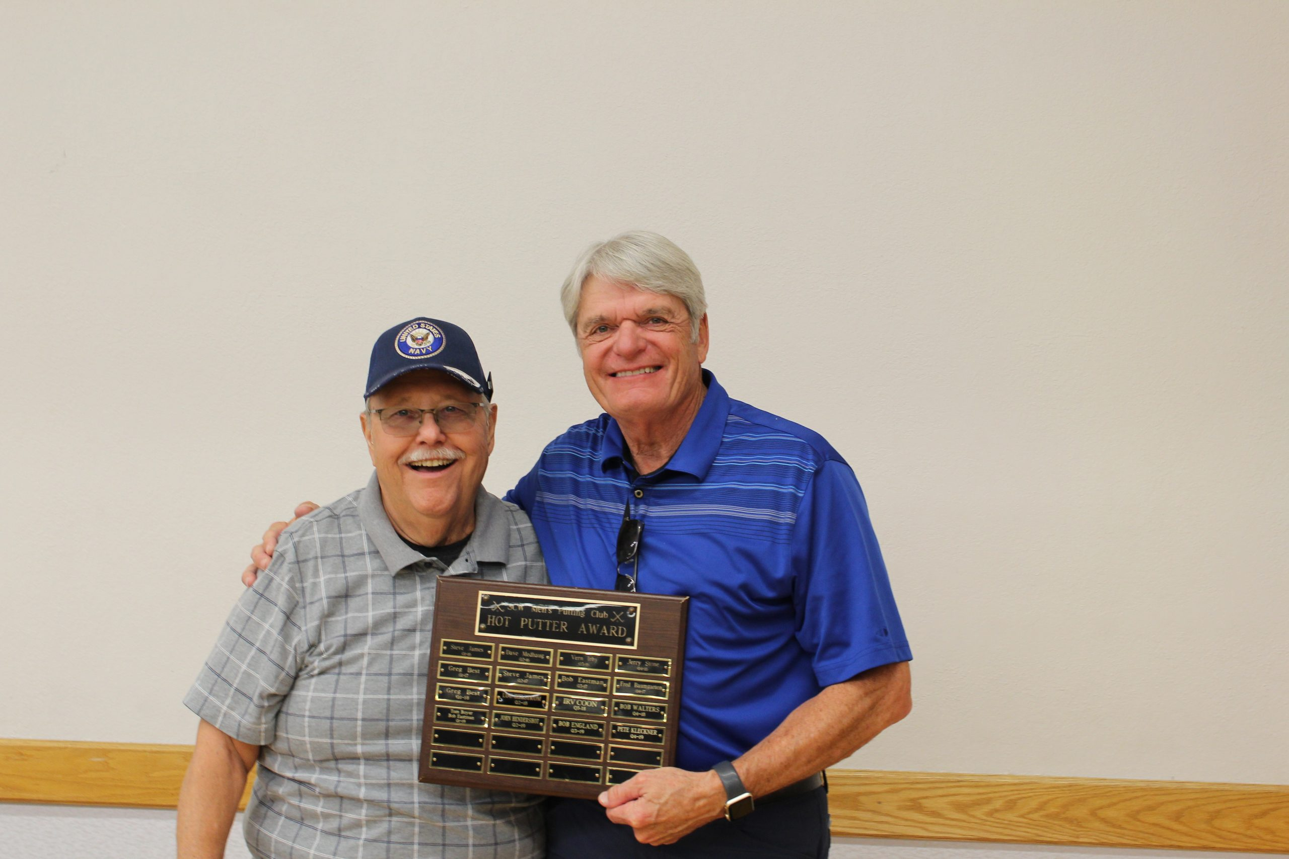 4th Quarter Paul Kleckner, presented by President Mike Scheuermann